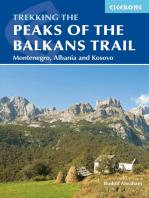 The Peaks of the Balkans Trail: Montenegro, Albania and Kosovo