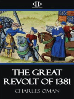 The Great Revolt of 1381