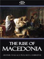 The Rise of Macedonia