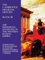 The Cambridge Medieval History - Book III