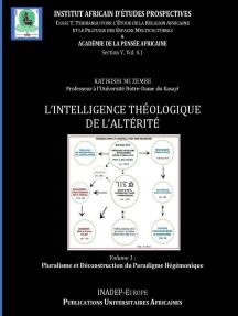 Intelligence Théologique de l 'Altérité: Volume I  : Contribution à la Critique du Paradigme Hégémonique  dans le Dialogue des Religions