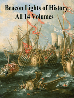 Beacon Lights of History All 14 volumes