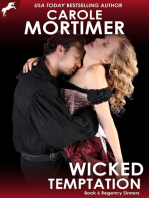 Wicked Temptation (Regency Sinners 6)