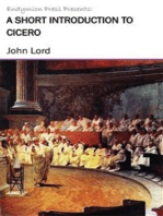 A Short Introduction to Cicero