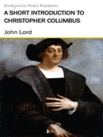 A Short Introduction to Christopher Columbus