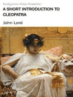 A Short Introduction to Cleopatra