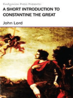A Short Introduction to Constantine the Great
