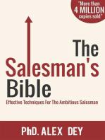 The Salesman's Bible