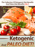 Ketogenic And Paleo Diet!