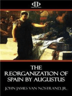 The Reorganization of Spain by Augustus