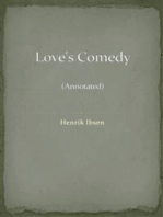 Love's Comedy (Annotated)