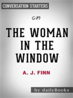 The Woman in the Window: by A.J Finn | Conversation Starters