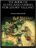 The Book of Elves and Fairies for Story Telling