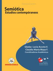 Semiótica: Estudios contemporáneos