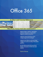 Office 365 A Clear and Concise Reference