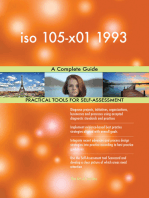 iso 105-x01 1993 A Complete Guide