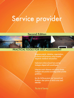 Service provider Second Edition