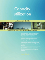 Capacity utilization A Complete Guide
