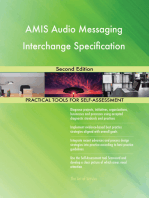 AMIS Audio Messaging Interchange Specification Second Edition