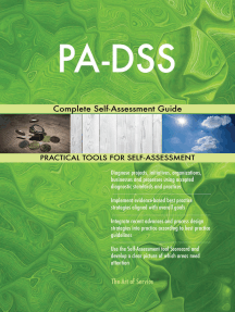 PA-DSS Complete Self-Assessment Guide