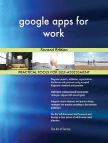 google apps for work Second Edition