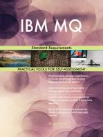 IBM MQ Standard Requirements