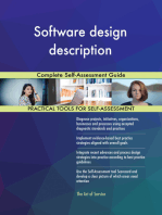 Software design description Complete Self-Assessment Guide