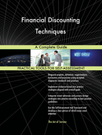 Financial Discounting Techniques A Complete Guide