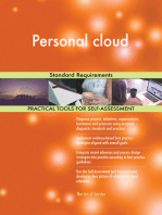 Personal cloud Standard Requirements