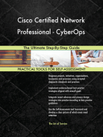 Cisco Certified Network Professional - CyberOps The Ultimate Step-By-Step Guide