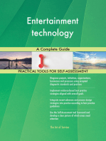 Entertainment technology A Complete Guide