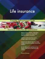 Life insurance Complete Self-Assessment Guide
