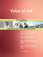 Value at risk Second Edition