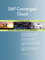 SAP Converged Cloud A Complete Guide