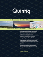 Quintiq A Clear and Concise Reference