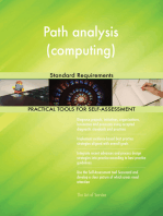 Path analysis (computing) Standard Requirements