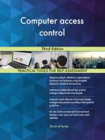 Computer access control Third Edition