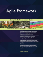 Agile Framework Complete Self-Assessment Guide