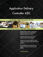 Application Delivery Controller ADC Complete Self-Assessment Guide