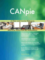 CANpie A Clear and Concise Reference
