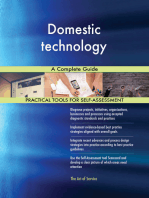 Domestic technology A Complete Guide