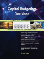 Capital Budgeting Decisions A Clear and Concise Reference