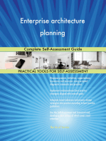 Enterprise architecture planning Complete Self-Assessment Guide