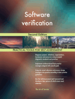 Software verification Second Edition