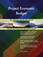 Project Economic Budget The Ultimate Step-By-Step Guide