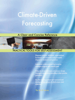 Climate-Driven Forecasting A Clear and Concise Reference