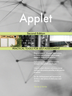 Applet Second Edition