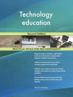 Technology education Second Edition