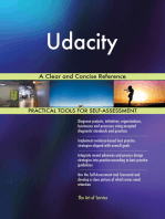 Udacity A Clear and Concise Reference