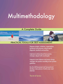 Multimethodology A Complete Guide